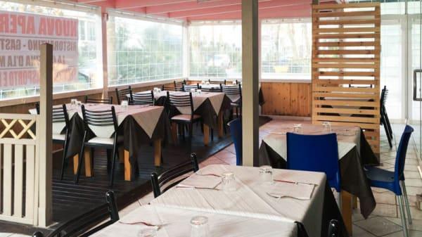 Sala del ristorante - La Cucina della mia Mamma, Rimini