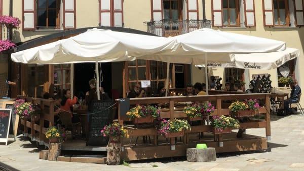 Esterno - Castore & Polluce - Lounge Bar & Wine Restaurant, Tache