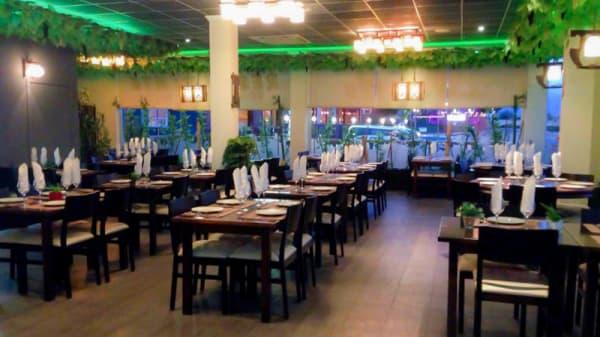 Vista del interior - Yang Hu Restaurante, La Nucia