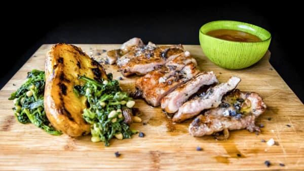 Sugerencia del chef - La posada, Pinos Genil