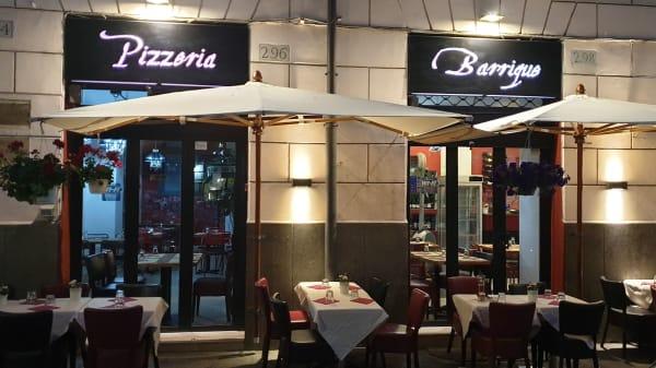 Barrique, Rome
