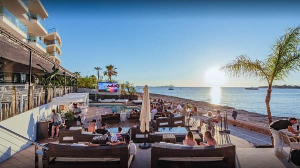 Terraza - Enigma Ibiza Restaurante & Sunset Club, Sant Antoni De Portmany