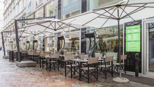 Terrazza - Fresco&Cimmino, Milaan