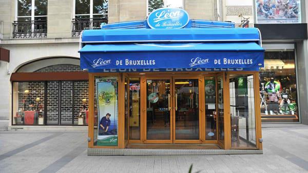 Léon de Bruxelles - Léon de Bruxelles, Paris