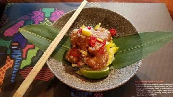 chef suggestion - Busaba Bangkok Thai - Westfield London, London