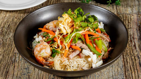 Singaporean Stir Fried Noodle - Vietnam House, Fortitude Valley (QLD)
