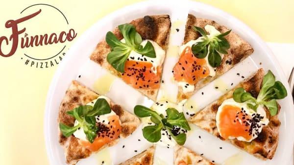 Suggerimento dello chef - Funnaco PizzaLab, Palermo