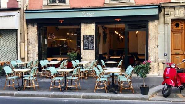 Partage Brasserie, Paris
