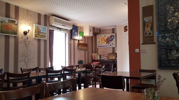 Nouvelle salle au fond - Les Quatre Saisons, Paris
