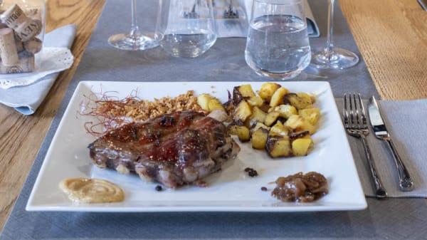 Suggerimento dello chef - Al Marmo, Genoa