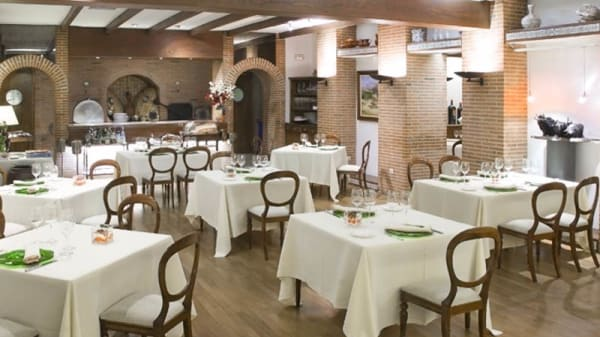 Vista interior - Restaurante La Cocina de Segovia, Segovia
