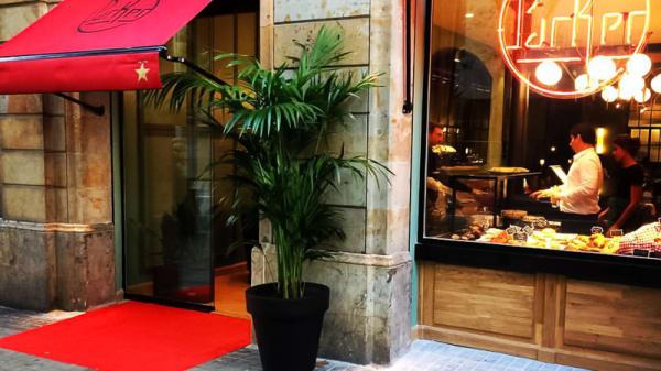 Entrada - Parker Restaurante, Barcelona