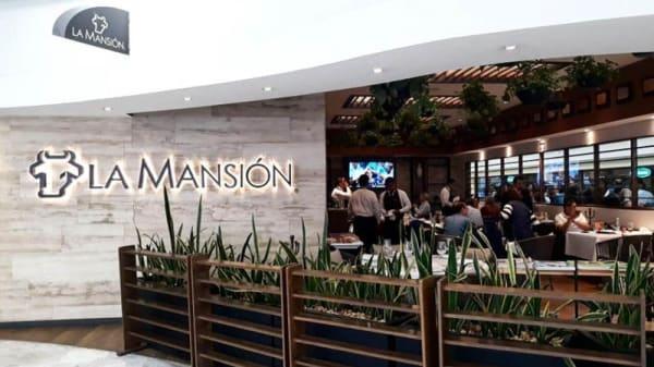 Vista de la sala - La Mansión (Aeropuerto T1), Ciudad de México