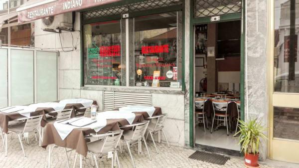 Esplanada - Namaste India A, Lisboa