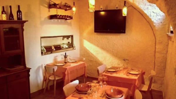 Interno - Taverna dello Sciamano, Ossegna