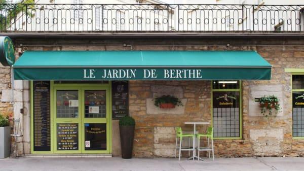 Entrée - Le Jardin de Berthe Ainay, Lyon