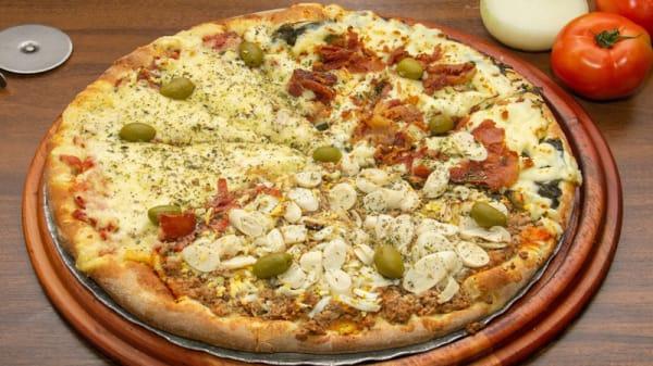 Prato - Pizza Via Carlo 10, São Paulo