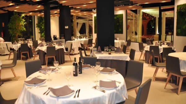 Interior comedor grande - El Rincon del Faro, Cullera