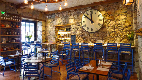 Salle - La Chaise Bleue Gourmande®, Nice