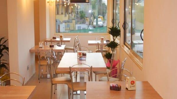 Vista sala - Soul Cafè, Massa