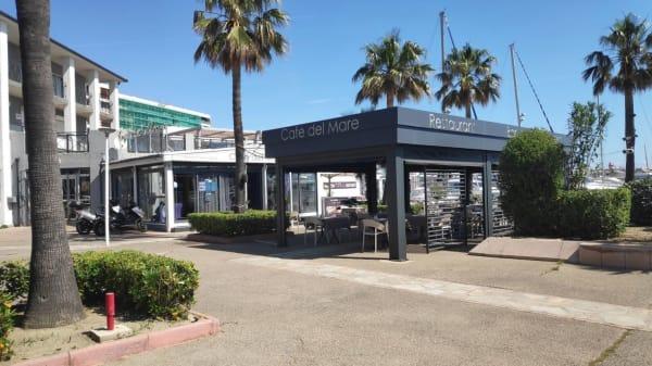 Terrasse - Cafe del Mare, Bastia