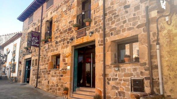 Entrada - La Casa del Diezmo, Buitrago
