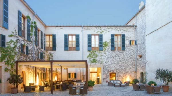 Vista terraza - Arxiduc - Hotel Hilton Sa Torre, Llucmajor