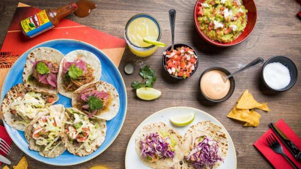 Food - El Camino Cantina Showgrounds, Bowen Hills (QLD)