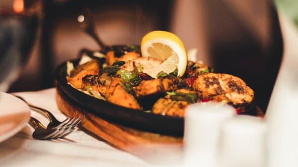 Kockens forslag - Maharaja Indien Restaurant, København