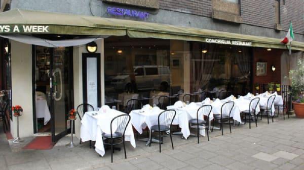 Terrace - Conchiglia, London