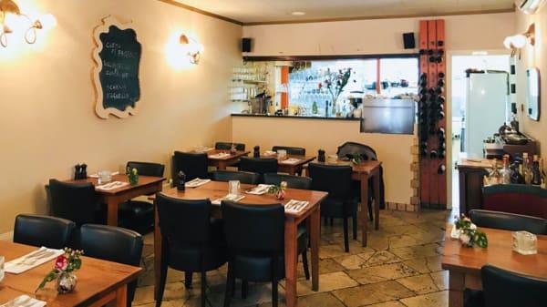 Restaurant - IL BORGO Ristorante Italiano, Amsterdam