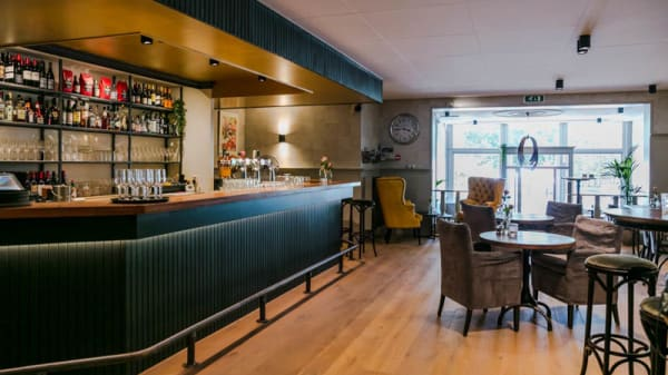 Het restaurant - Nieuw Vreeburg Bistrobar, Bloemendaal