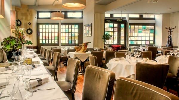 Salle du restaurant - Le Traversière, Paris