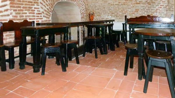 La sala - Mesón de la Guitarra, Madrid