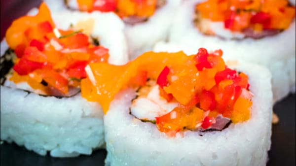 Sugerencia del chef - Niki Nikkei Experience, Santiago