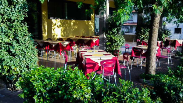 terrazza - Shine, Acqualagna