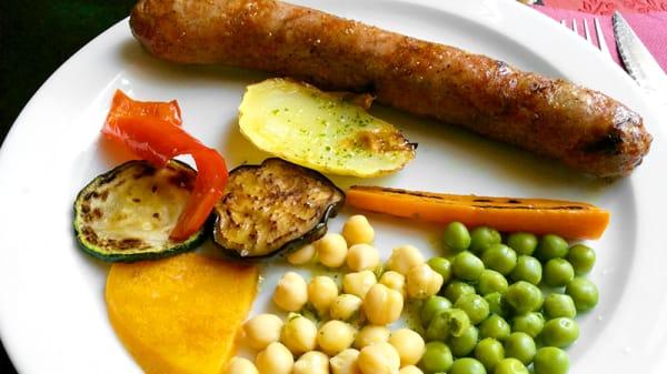 Sugerencia del chef - Alberg de Castelladral, Castelladral