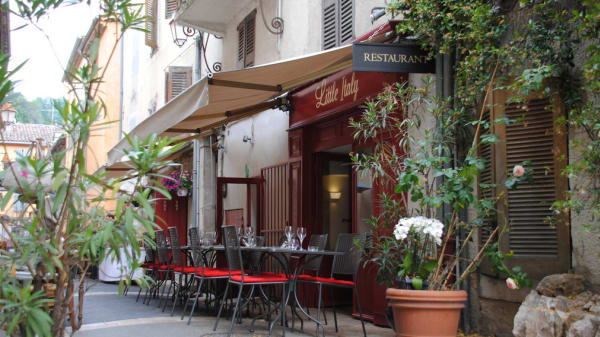 Restaurant - Little Italy, Valbonne