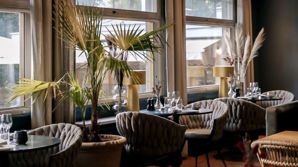 Restaurang Hasselbacken, Stockholm