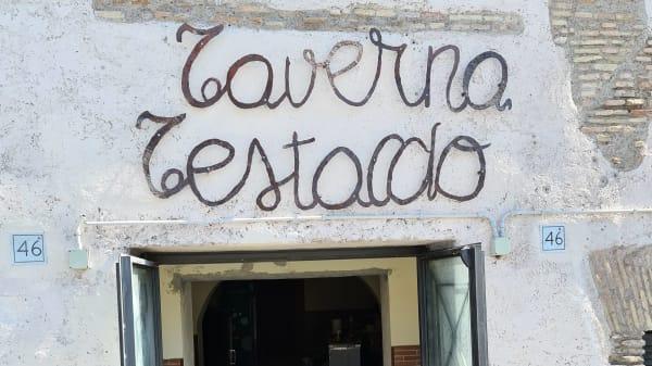 Taverna Testaccio, Roma