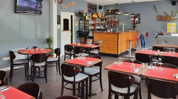 Vue de la salle - LaBulle, Vélizy-Villacoublay