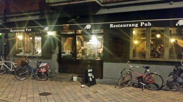 Restaurangens - Gamle Nobes Bodega, Malmö