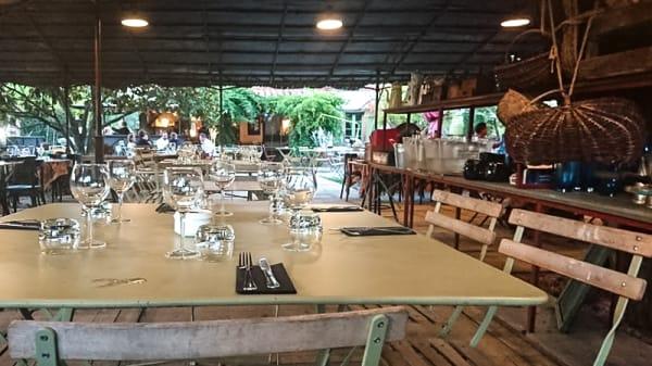 Salle du restaurant - Chez Ernest, Montauban