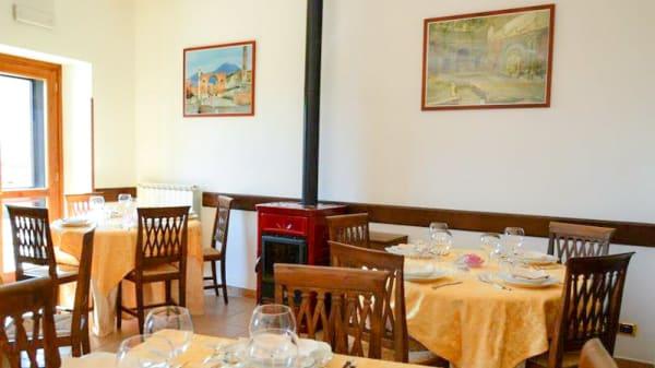 Veduta dell interno - Il Pettirosso, Agerola