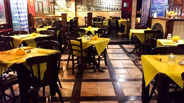 Sala del ristorante - Falù, Guidonia