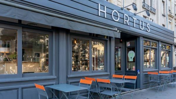 Entrée - Hortus, Bordeaux