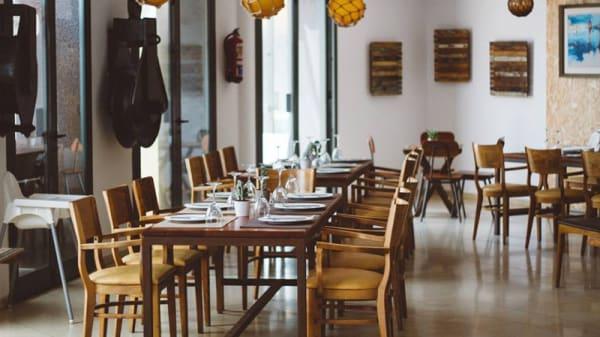 Sala del restaurante - La otra Punta, Las Palmas De Gran Canaria