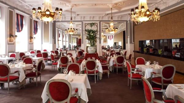 Sala - Restaurante D. Pedro II, Porto