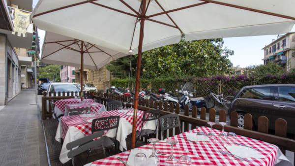 Terrazza - Casa Italia, Rapallo