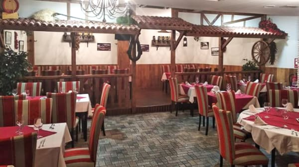Sala del restaurante - La Casona de Leganés, Leganés